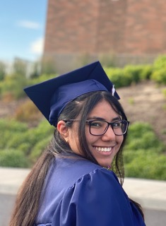 Vasti - 2020 High School Graduate